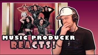 Music Producer Reacts to ITZY - DALLA DALLA