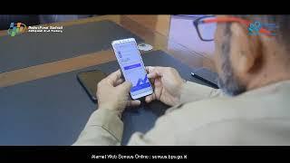 Wakil Bupati Aceh Tamiang Lakukan Pengisian Sensus Penduduk Online 2020
