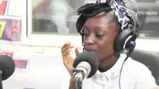 Exclusive Performance of Adomaa's Unreleased Kaakai Go Higher Mashup on Joy FM