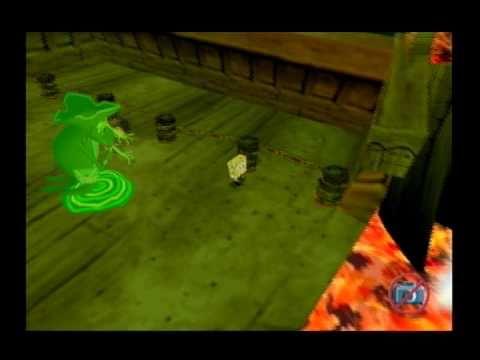 spongebob squarepants revenge of the flying dutchman gamecube iso