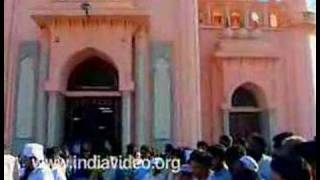 Beemappally mosque in Thiruvananthapuram