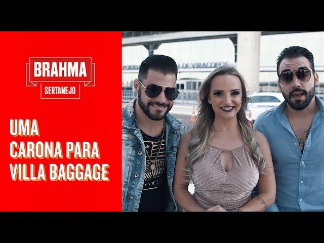 VILLA BAGGAGE DE CARONA COM O SRTNJ