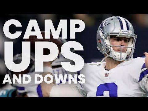Cowboys Top Performers from Camp