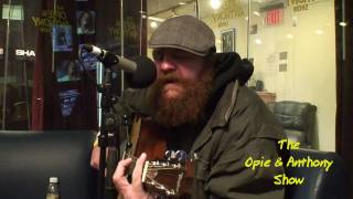 "Homeless Mustard Sings ""Creep"" GREATEST Cover EVER - @OpieRadio"