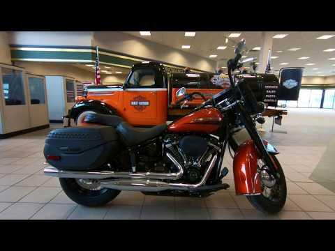 2020 Harley-Davidson Heritage Classic FLHCS