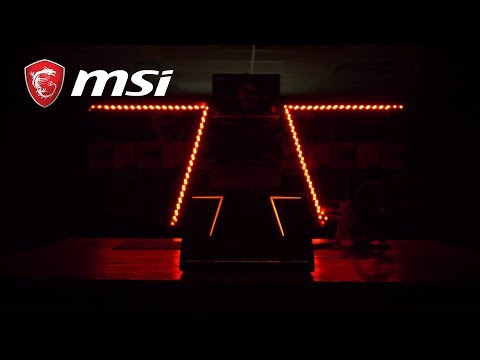 The world was not ready for this! GE Raider RGB | MSI