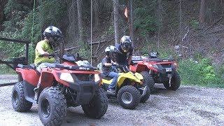 Can Safety Bars Protect ATV Riders From Deadly Rollovers?