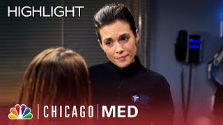 Don't Tell My Parents   Chicago Med (Episode Highlight)