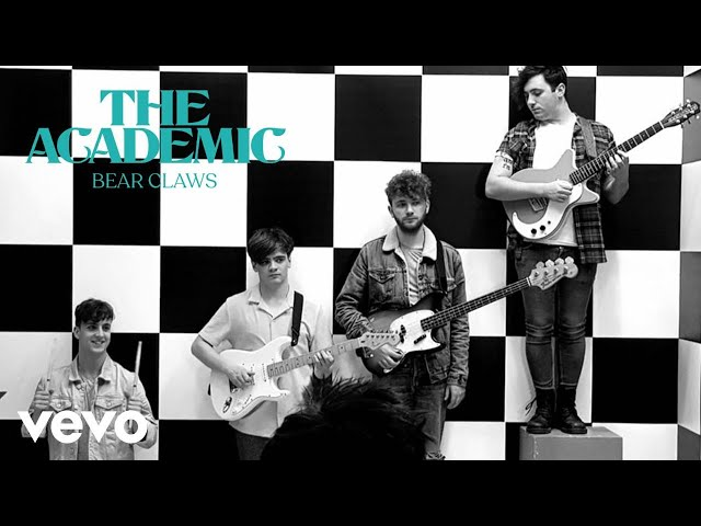 Bear Claws - The Academic
