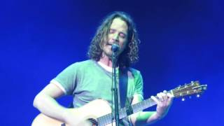 chris cornell - moonchild , live in israel 2016