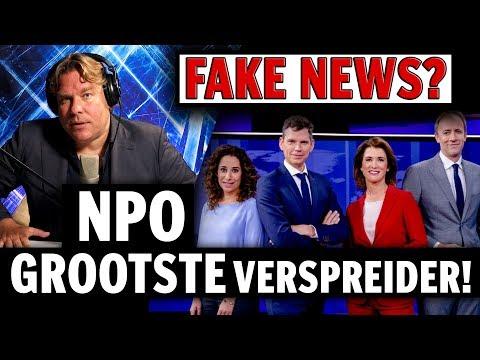 FAKE NEWS? NPO GROOTSTE VERSPREIDER! - DE JENSEN SHOW #37