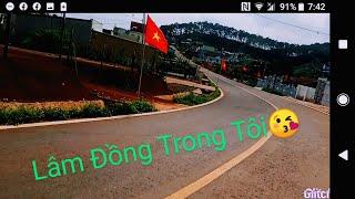 [Lâm Đồng] Đất Lâm Đồng đầy nắng và gió - Gái Lâm Đồng vừa chịu khó lại dễ thương ❤Cô Ba Lâm Đồng