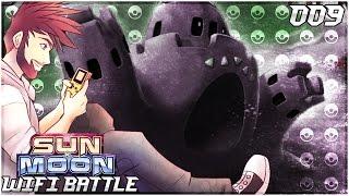 Eviolite.team | Pokemon Sun & Moon Live Wifi Battle W/ ShadyPenguinn [009]