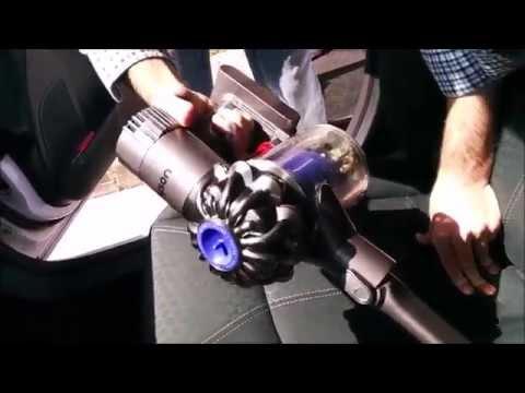 Prueba Dyson V6 fluffy - Aspiradora