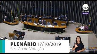 Plenário - Plenário - Discussão e votação de propostas - 17/10/2019 09:00