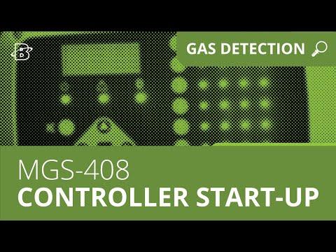MGS-408 | Controller-Start