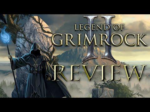 Zapeklitá RPG hra Legend of Grimrock 2