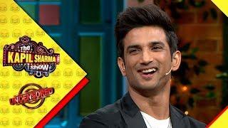 The Kapil Sharma Show - Sonchiriya Episode Uncensored Footage   Sushant, Bhumi P, Manoj B