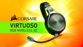 Corsair Virtuoso Review - ALMOST The Best Wireless Gaming Headset!