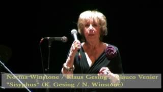 "Norma Winstone/Klaus Gesing/Glauco Venier  - ""Sisyphus"" (Klaus Gesing/Norma Winstone)"