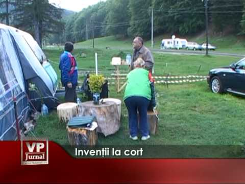 Invenţii la cort