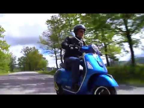 2014 Vespa GTS 300 Super ABS review
