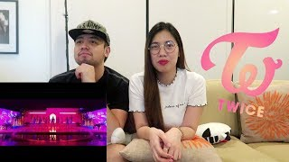 "Vlog #55 | COUPLE REACTS TO ""TWICE   Breakthrough (Music Video)"""