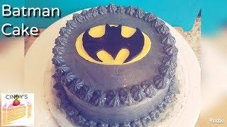 Batman Cake | Cindys Cakes