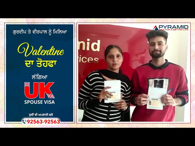 UK student & spouse visa in just 5 days!