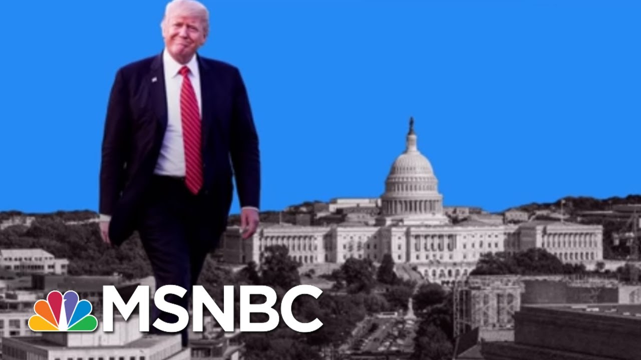 President Donald Trump Tightens Hold On All Of Government | MSNBC thumbnail