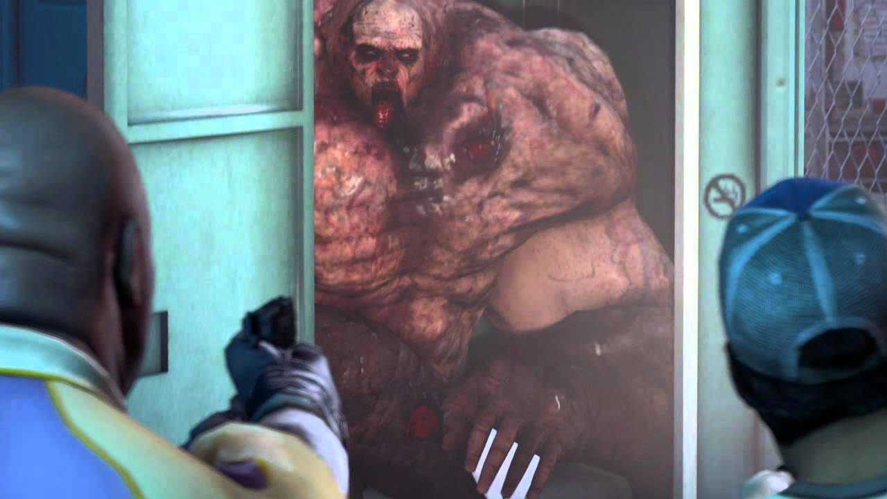 The Most Horrifying Thing You Could Ever Catch A Zombie Doing