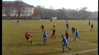 preview picture of video 'Łysica Bodzentyn - Wisła Sandomierz ( Puchar Polski)'