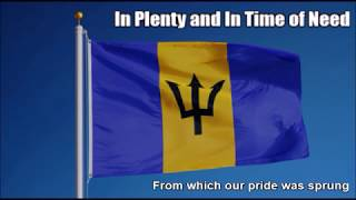 National Anthem of Barbados (In Plenty and In Time of Need) - Nightcore Style With Lyrics
