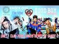 GD X TAEYANG X TOP X MINO - Good boy, Knock out & I'm Him MASHUP (2NE1 - Clap your hands remix)
