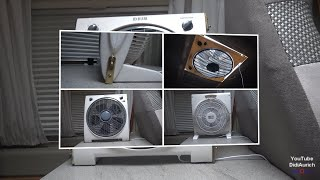 Zu warm im Womo blasen und saugen dieser Ventilator passt in die Dachhaube vom Wohnmobil Kastenwagen