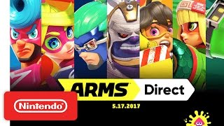 In Case You Missed It: ARMS Direct 5.17.2017
