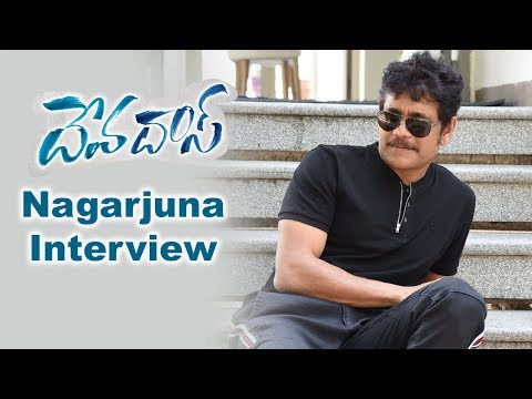 Nagarjuna Special Interview About Devadas Movie