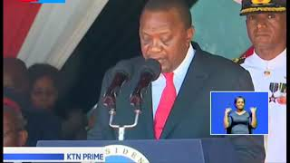 President Uhuru reiterates that KDF soldiers will remain in Somalia