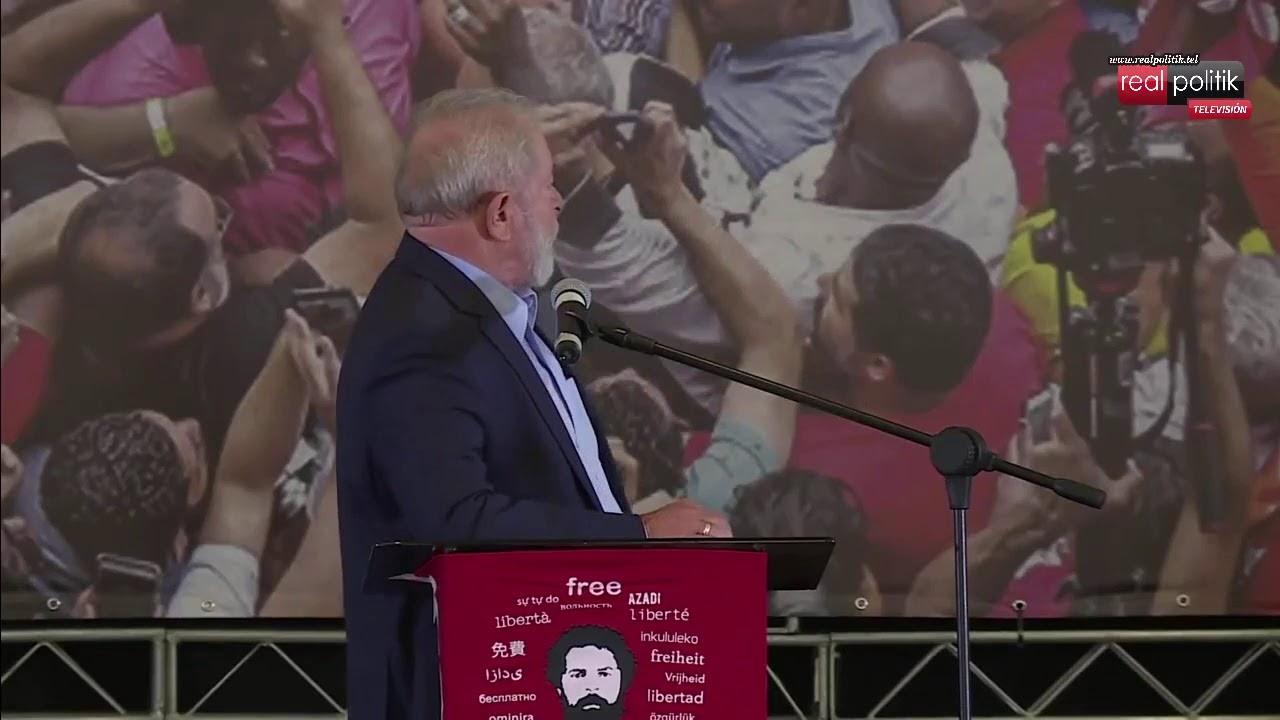 Brasil: Tras la anulación de sus condenas, Lula brinda una conferencia de prensa