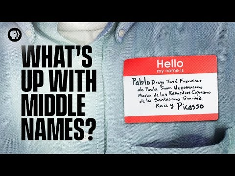 Here's Why We Have Middle Names, But Rarely Use Them Today