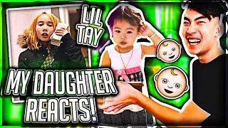 My Daughter Reacts To Lil Tay