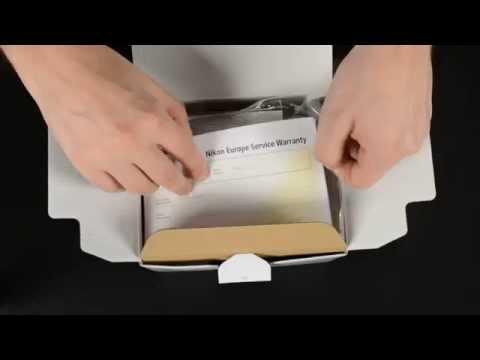 Unboxing Nikon 1 S1