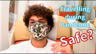 Travelling during Pandemic | Mumbai - London | Aasif Ahmed