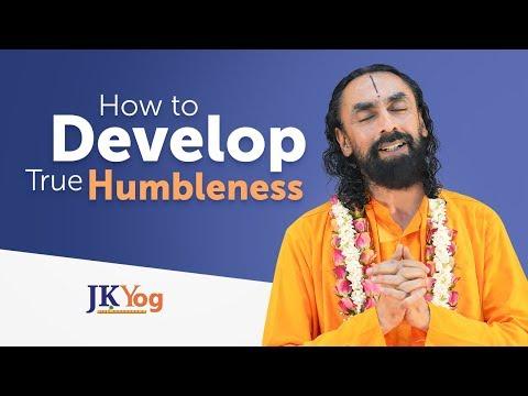 How to Develop True Humbleness? | Swami Mukundananda