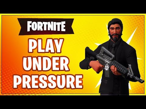 HOW TO WIN | Play Under Pressure (Fortnite Battle Royale)