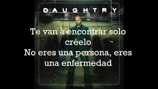 Daughtry- All These Lives /En español