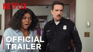 Coffee & Kareem starring Ed Helms & Taraji P Henson   Official Trailer   Netflix