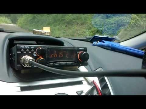 Radio CB veicolare per non radioamatori