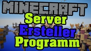 Minecraft Server Erstellen Ohne Hamachi In Sekunden - Minecraft server launcher erstellen