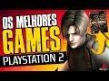 Os 15 Melhores Games De Playstation 2